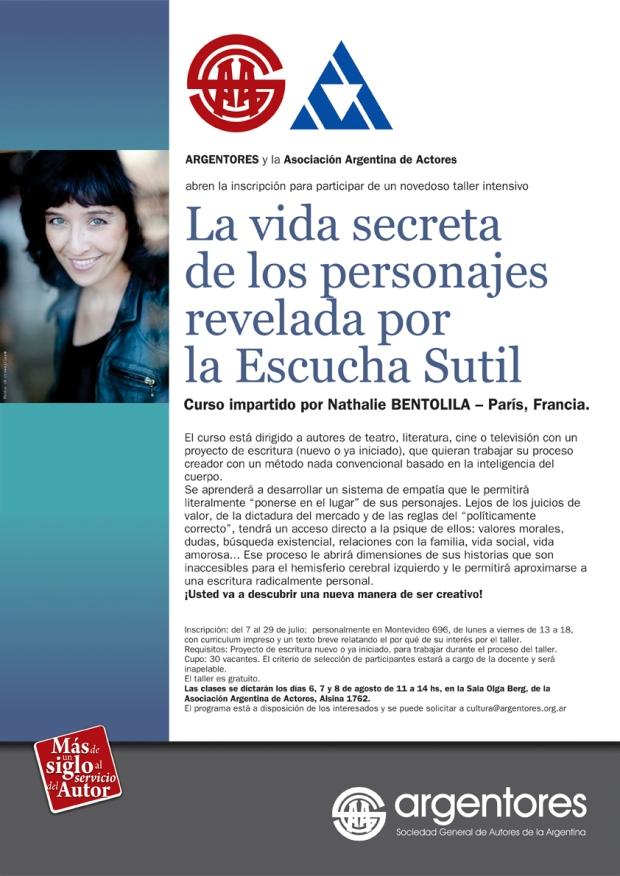 LA ESCUCHA SUTIL - Buenos Aires - aout 2014