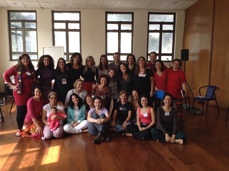Constellations de contes de fées à Sao Paulo: les stagiaires