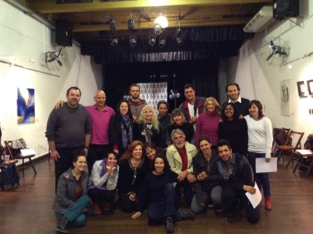 L'Ecoute Subtile à Buenos Aires - 3 au 5 septembre 2014